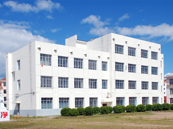 独立的科研楼